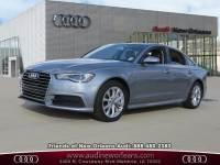 2017 Audi A6 2017 Audi A6 2.0T Premium (S Tronic) (NO Longer AV Sedan