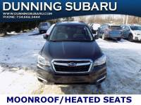 Certified Pre-Owned 2017 Subaru Forester 2.5i Premium For Sale In Ann Arbor