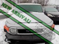 Used 2007 Toyota FJ Cruiser Base For Sale In Ann Arbor