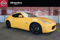 Pre-Owned 2017 Nissan 370Z Base RWD 2D Coupe