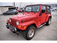 2005 Jeep Wrangler X SUV