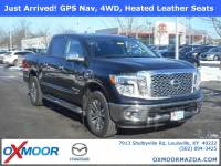 Pre-Owned 2017 Nissan Titan SL with Navigation & 4WD