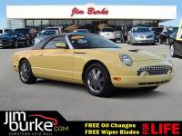 2002 Ford Thunderbird 2dr Conv with Hardtop Deluxe