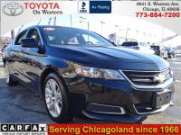 Used 2016 Chevrolet Impala LS w/1FL Sedan Front-wheel Drive in Chicago