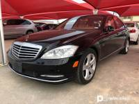 2012 Mercedes-Benz S-Class S 550 W/ Nav & Backup Cam Sedan in San Antonio