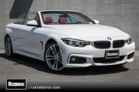 Used 2018 BMW 430i Convertible For Sale Near Los Angeles