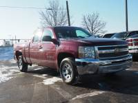 Used 2013 Chevrolet Silverado 1500 Work Truck 4x2 Work Truck Extended Cab 6.5 ft. SB in Woodhaven, MI