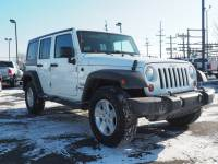 Used 2012 Jeep Wrangler Unlimited Sport 4x4 Sport SUV in Woodhaven, MI