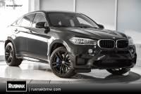 Used 2018 BMW X6 M SUV For Sale Near Los Angeles