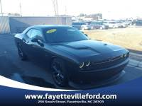 Pre-Owned 2015 Dodge Challenger R/T Scat Pack Coupe 8 in Fayetteville NC