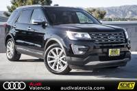 Used 2017 Ford Explorer Limited SUV For Sale in Valencia