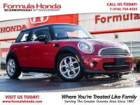 Pre-Owned 2013 MINI Cooper $100 PETROCAN CARD NEW YEAR'S SPECIAL! FWD Car