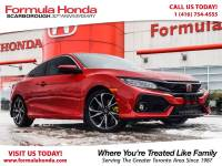 Pre-Owned 2017 Honda Civic SI $100 PETROCAN CARD NEW YEARS SPECIAL! FWD Car