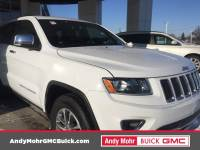 Pre-Owned 2015 Jeep Grand Cherokee Limited 4WD 4D Sport Utility