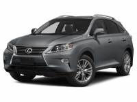 Pre-Owned 2014 LEXUS RX 350 FWD SUV in Jacksonville FL