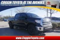 Pre-Owned 2017 Toyota Tundra SR5 5.7L V8 w/FFV Truck CrewMax in Jacksonville FL