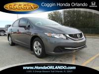 Pre-Owned 2015 Honda Civic LX Sedan in Jacksonville FL