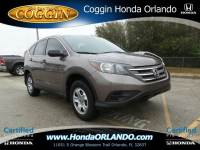 Pre-Owned 2014 Honda CR-V LX FWD SUV in Jacksonville FL