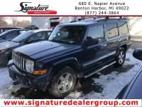 2010 Jeep Commander Sport SUV 4WD