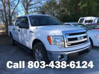 Pre-Owned 2014 Ford F-150 XLT RWD 4D SuperCrew