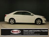 Used 2014 Toyota Camry 2014.5 4dr Sdn I4 Auto SE (Natl)