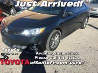 Pre-Owned 2014 Toyota Camry SE FWD Sedan