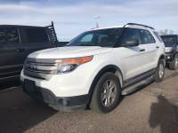 Pre-Owned 2013 Ford Explorer FWD Sport Utility Vehicle