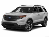 2014 Ford Explorer Sport 4WD Sport