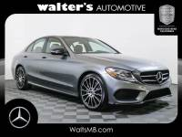 Pre-Owned 2017 Mercedes-Benz C 300