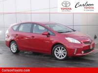 2014 Toyota Prius v Five Wagon Front-wheel Drive