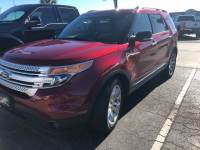 Certified Pre-Owned 2015 Ford Explorer XLT FWD 4D Sport Utility