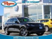 2016 Volkswagen Touareg VR6 SUV For Sale in Columbus