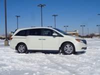 2015 Honda Odyssey EX-L Van Front-wheel Drive