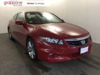 Pre-Owned 2012 Honda Accord EX-L FWD 2D Coupe