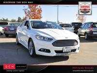 Certified Pre-Owned 2014 Ford Fusion 4dr Sdn Titanium FWD in Temecula