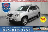 Used 2011 GMC Acadia SLT1