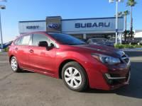 Used 2015 Subaru Impreza 2.0i Hatchback in Ventura, CA