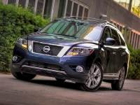 2015 Nissan Pathfinder S SL SUV