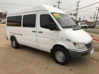 2003 Dodge Sprinter 2500 SH Ceiling 140 WB for sale in Tulsa OK