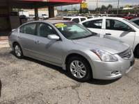 2012 Nissan Altima 2.5 S for sale in Tulsa OK
