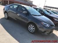 2014 Toyota Corolla LE for sale in Tulsa OK