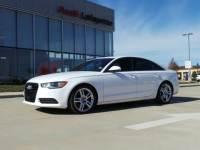 2015 Audi A6 2015 Audi A6 2.0T Premium (Tiptronic) (NO Longer O Sedan