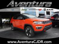 NEW 2018 JEEP COMPASS TRAILHAWK 4WD
