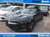 Pre-Owned 2016 Chevrolet Camaro SS RWD 2D Convertible