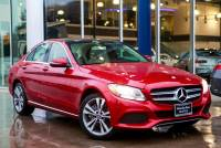 Pre-Owned 2017 Mercedes-Benz C-Class C 300 AWD