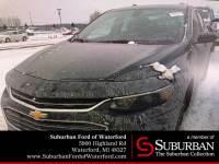 Used 2016 Chevrolet Malibu 1LT Sedan I-4 cyl in Waterford, MI