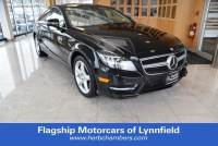2014 Mercedes-Benz CLS 550 4MATIC Coupe in Lynnfield