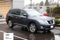 Used 2013 Nissan Pathfinder Platinum SUV for Sale in Beaverton,OR