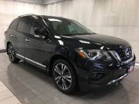 Used 2017 Nissan Pathfinder For Sale | Houston TX
