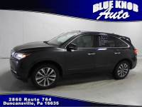 Used Acura Mdx For Sale In Pennsylvania For Sale